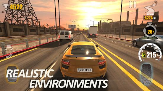 Traffic Tour- Traffic Rider amp Car Racer game v1.6.3 screenshots 7
