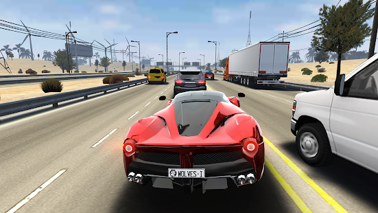 Traffic Tour- Traffic Rider amp Car Racer game v1.6.3 screenshots 9