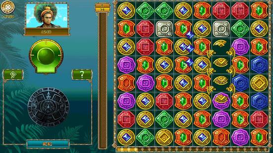 Treasure of Montezuma – 3 in a row games free v1.0.29 screenshots 1
