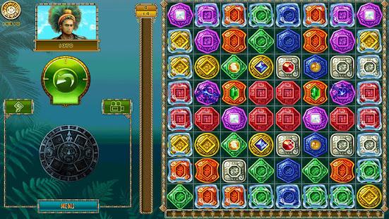 Treasure of Montezuma – 3 in a row games free v1.0.29 screenshots 17