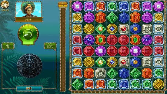 Treasure of Montezuma – 3 in a row games free v1.0.29 screenshots 5