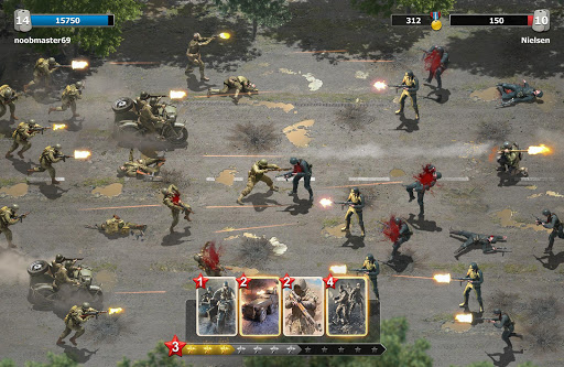 Trench Assault v3.7.9 screenshots 11