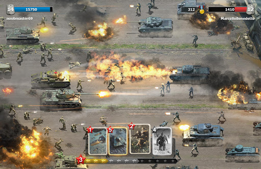 Trench Assault v3.7.9 screenshots 15