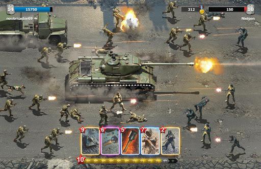 Trench Assault v3.7.9 screenshots 4