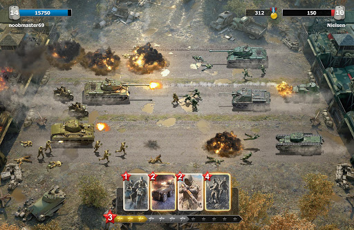 Trench Assault v3.7.9 screenshots 8