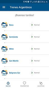 Trenes Argentinos v4.1.1 screenshots 1