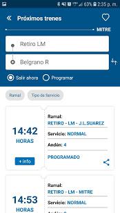 Trenes Argentinos v4.1.1 screenshots 3