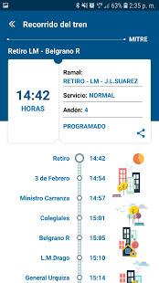 Trenes Argentinos v4.1.1 screenshots 4
