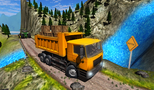 Truck Driver Cargo v11 screenshots 1