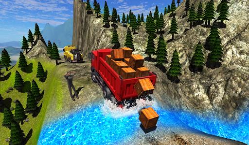 Truck Driver Cargo v11 screenshots 3