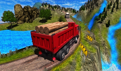 Truck Driver Cargo v11 screenshots 4