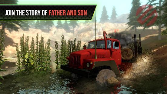 Truck Simulator OffRoad 4 v2.9 screenshots 1