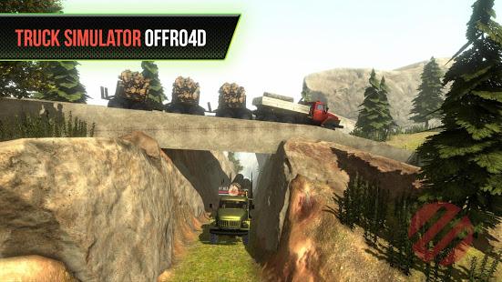 Truck Simulator OffRoad 4 v2.9 screenshots 18