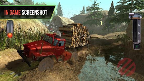 Truck Simulator OffRoad 4 v2.9 screenshots 2