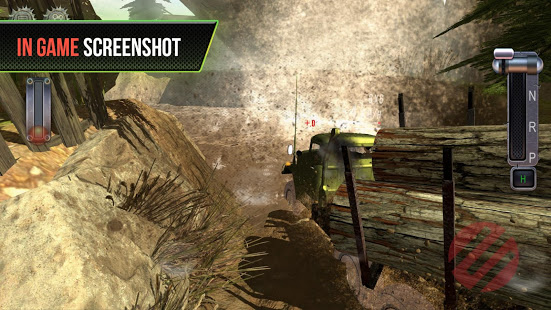 Truck Simulator OffRoad 4 v2.9 screenshots 20