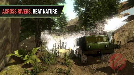 Truck Simulator OffRoad 4 v2.9 screenshots 3
