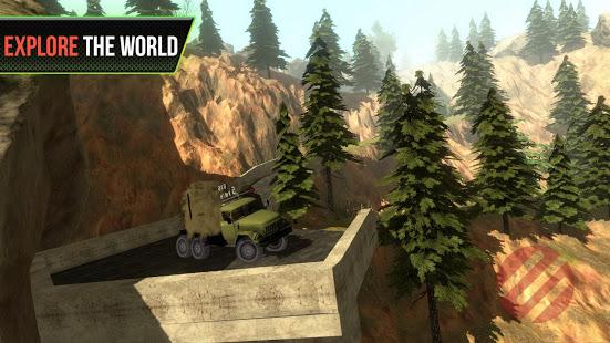Truck Simulator OffRoad 4 v2.9 screenshots 8