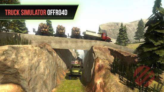 Truck Simulator OffRoad 4 v2.9 screenshots 9