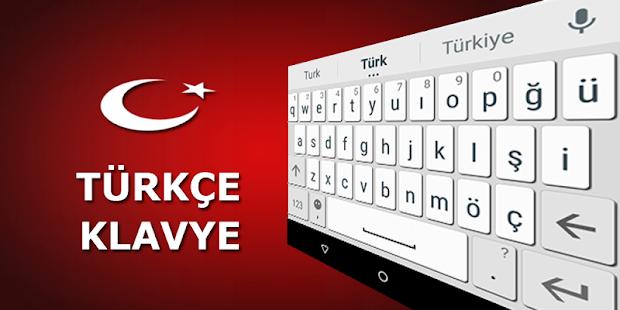 Turkish Keyboard v9.7.0 screenshots 1