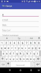 Turkish Keyboard v9.7.0 screenshots 2