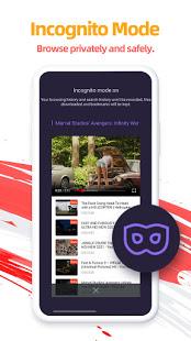 UC Browser-Secure Free amp Fast Video Downloader v13.4.0.1306 screenshots 3