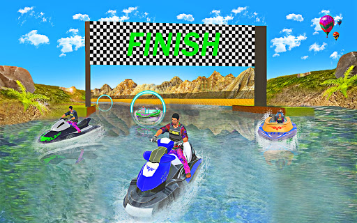 Ultimate Boat Racing Game 3D Speed Jet Ski Stunts v2.1 screenshots 1