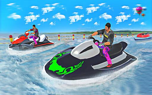 Ultimate Boat Racing Game 3D Speed Jet Ski Stunts v2.1 screenshots 2
