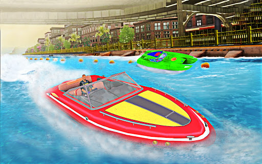 Ultimate Boat Racing Game 3D Speed Jet Ski Stunts v2.1 screenshots 4