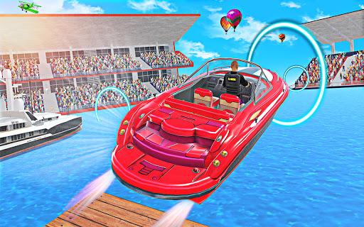 Ultimate Boat Racing Game 3D Speed Jet Ski Stunts v2.1 screenshots 5