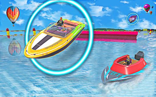 Ultimate Boat Racing Game 3D Speed Jet Ski Stunts v2.1 screenshots 8