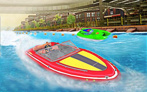 Ultimate Boat Racing Game 3D Speed Jet Ski Stunts v2.1 screenshots 9