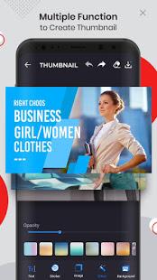 Ultimate Thumbnail Maker amp Channel Art Maker v1.5.0 screenshots 3