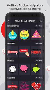 Ultimate Thumbnail Maker amp Channel Art Maker v1.5.0 screenshots 5
