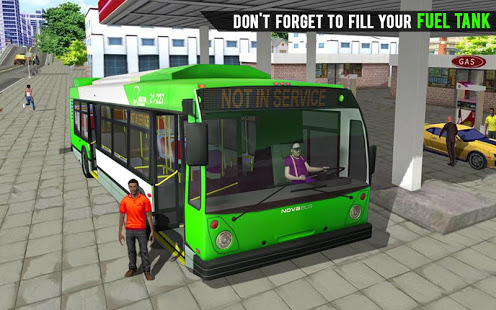 Uphill Bus Game Simulator 2019 v3.5 screenshots 1