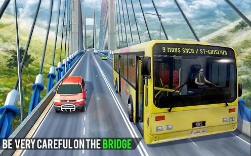 Uphill Bus Game Simulator 2019 v3.5 screenshots 10
