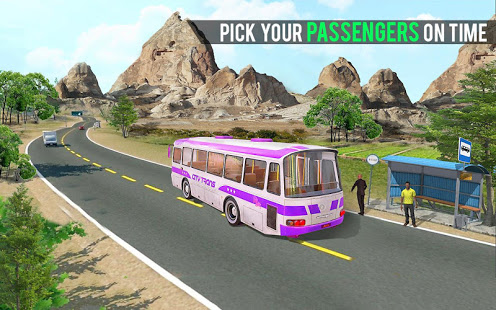 Uphill Bus Game Simulator 2019 v3.5 screenshots 12