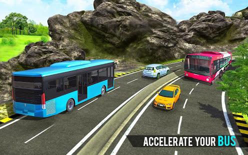 Uphill Bus Game Simulator 2019 v3.5 screenshots 16