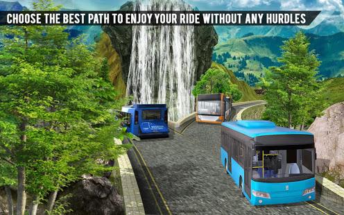 Uphill Bus Game Simulator 2019 v3.5 screenshots 2