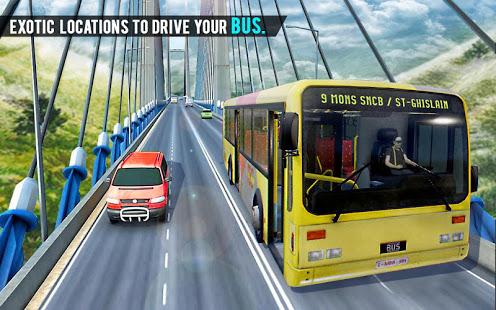 Uphill Bus Game Simulator 2019 v3.5 screenshots 3