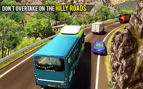 Uphill Bus Game Simulator 2019 v3.5 screenshots 5
