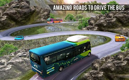 Uphill Bus Game Simulator 2019 v3.5 screenshots 7