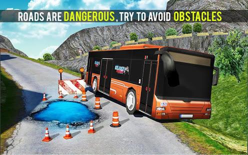 Uphill Bus Game Simulator 2019 v3.5 screenshots 8