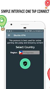 VPN Shuttle VPN – Free VPN Proxy – Fast VPN v2.16 screenshots 3