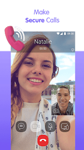 Viber Messenger – Free Video Calls amp Group Chats v15.7.0.5 screenshots 2