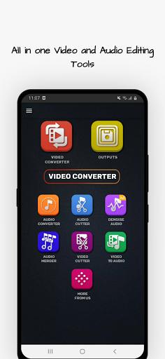 Video Converter Compressor MP4 3GP MKVMOV AVI v0.4.5 screenshots 2