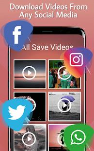 Video Downloader – Free Video Downloader app v2.3.0 screenshots 1