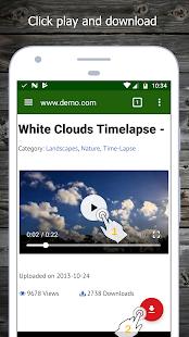 Video Downloader v1.7.0 screenshots 1