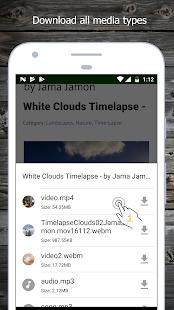 Video Downloader v1.7.0 screenshots 2