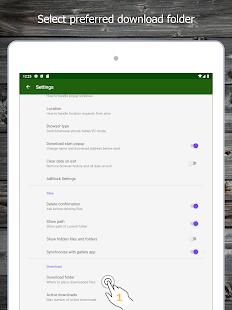 Video Downloader v1.7.0 screenshots 21