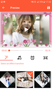 Video Maker from Photos Music amp video editor v1.0 screenshots 14